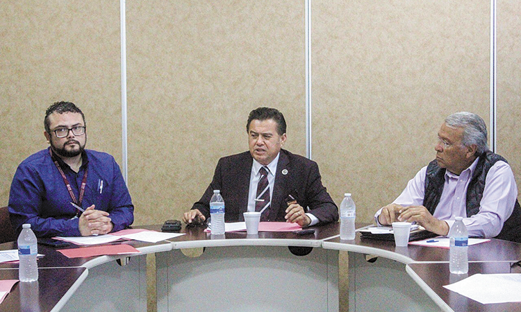 Reactivar sector productivo del algodón  y el trigo en Mexicali; Dip. Melendres