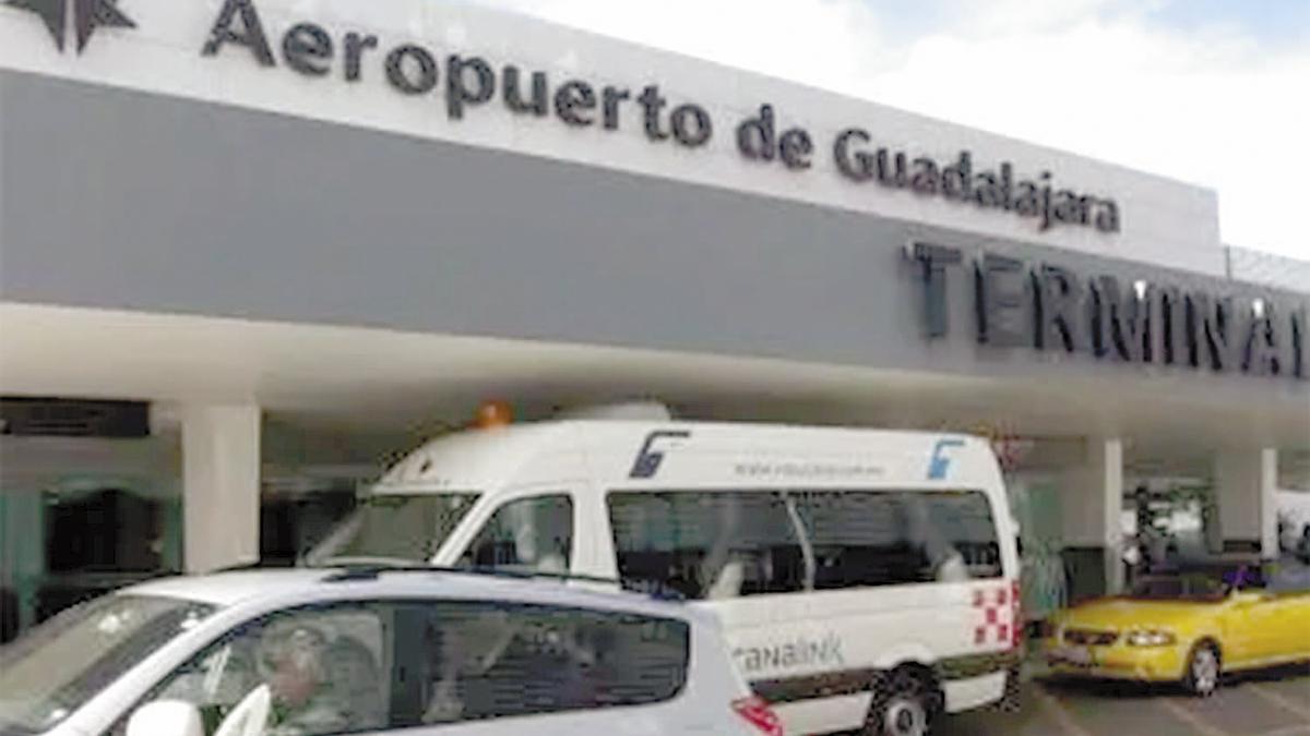 Apoyos de Grupo Aeroportuario del Pacífico ante la pandemia
