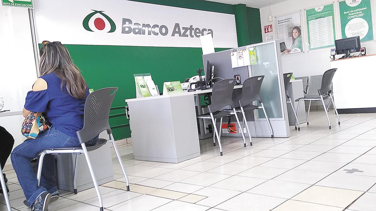 Banco Azteca falla en crédito a la palabra