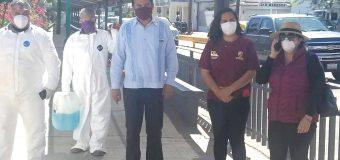 Campaña de sanitación en poblados rurales: Dip. Juan Meléndrez