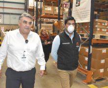 No Bajar la Guardia en  la Protección de los  Trabajadores: Ruiz Uribe