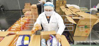 IICA y banco de alimentos dan provisiones a población vulnerable de México
