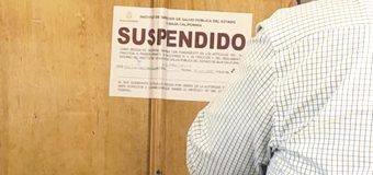 Irregularidades en clínica Baja Medical en San Felipe; COEPRIS