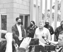 Actitud grosera el uso de la fuerza pública: Ruiz Uribe