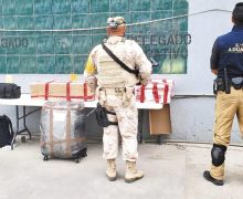 Aduana de Tijuana decomisó más de 2.6 mdd