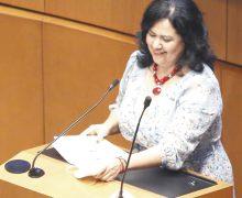 Acuerdo ambiental protege los recursos naturales; Alejandra León