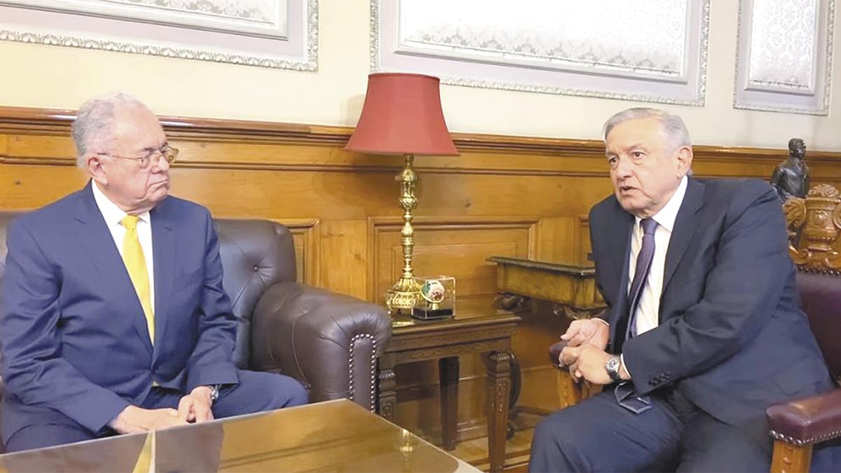Por desacuerdo con el presidente, Jiménez Espriú renuncia a la SCT