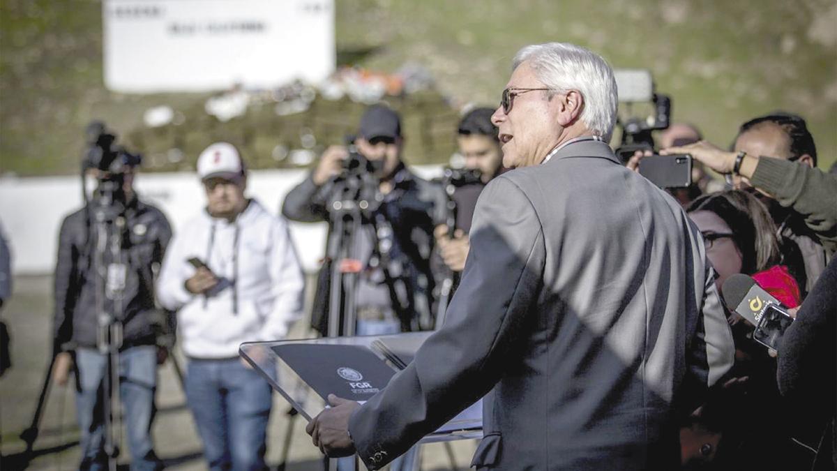 Periodistas protestan contra  gobierno de Jaime Bonilla