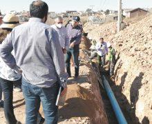 Obras de agua potable en  Playas de Rosarito; CONAGUA