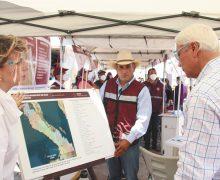 Inversión de 10 mdp en el sur del estado; Bonilla