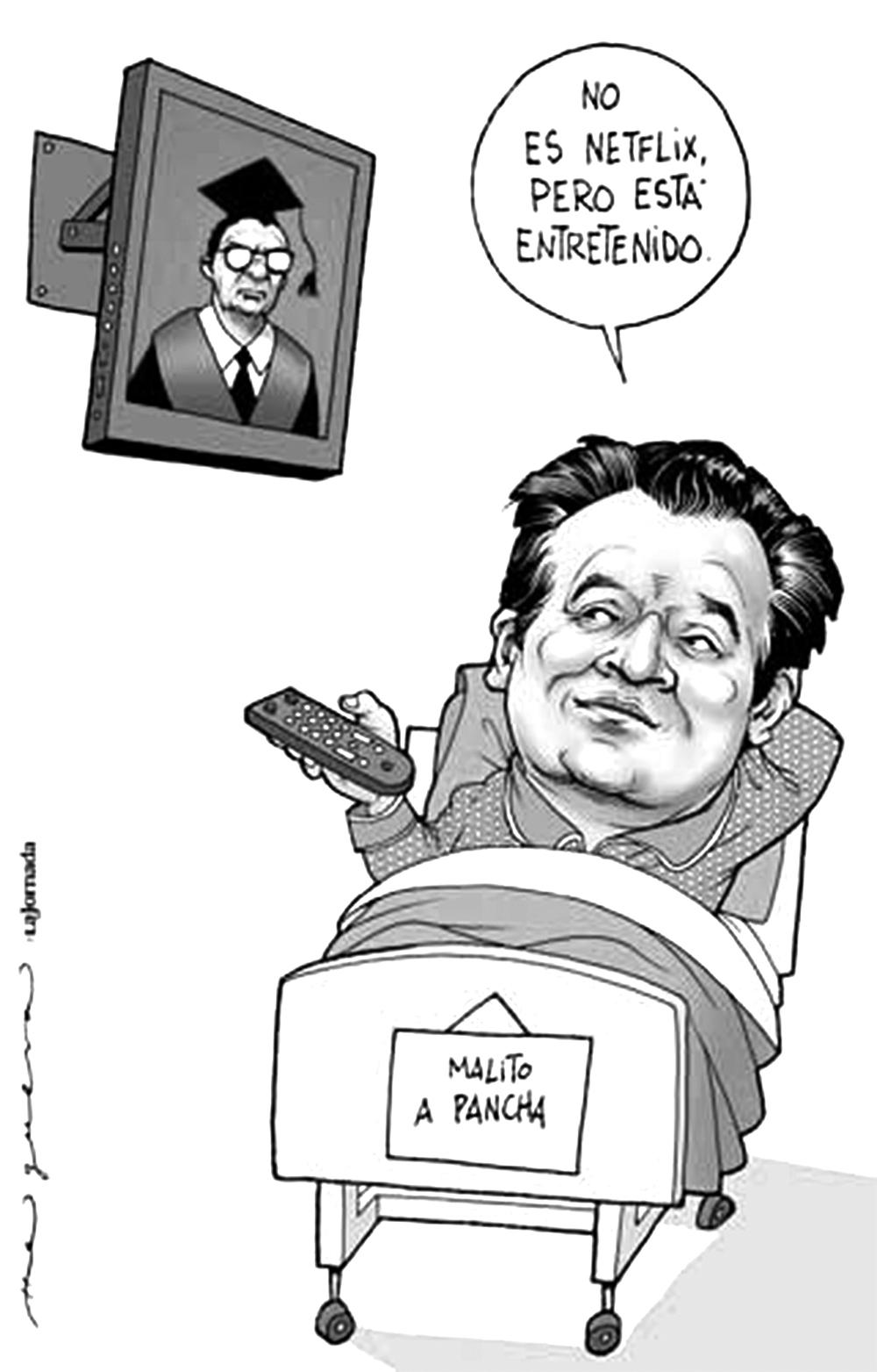 PRIMERA AUDIENCIA-Helguera