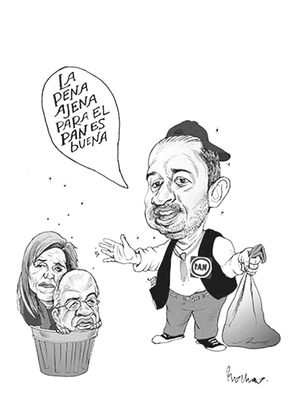LA PENA Y LA PEPENA-Rocha