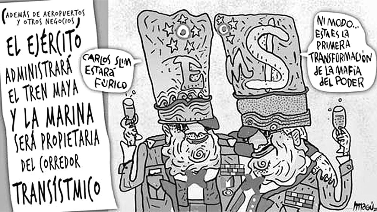 NUEVOS TIEMPOS | Magú