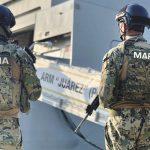 La Marina: Rebelión al interior