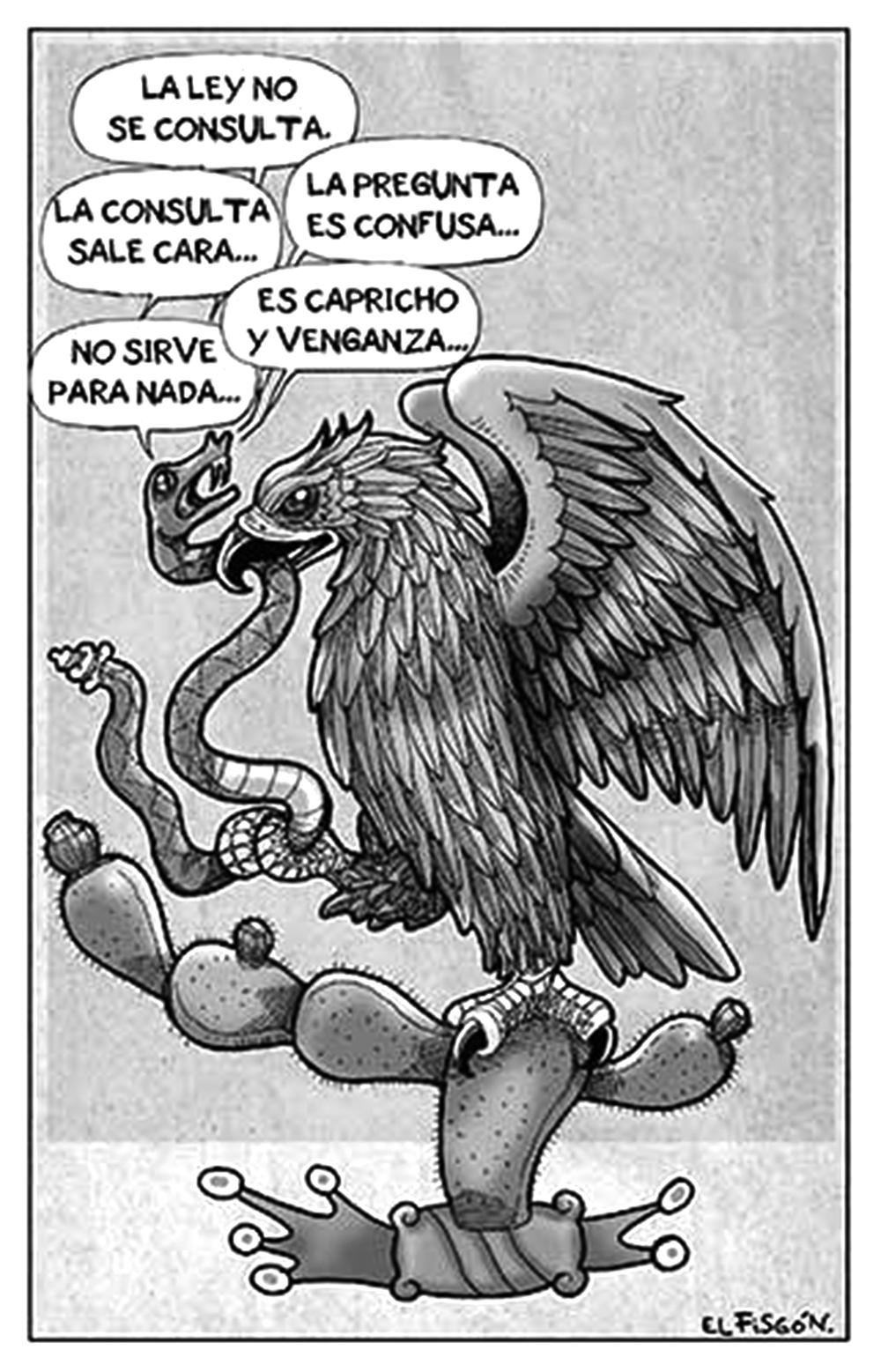 DILEMA ANCESTRAL | Fisgón
